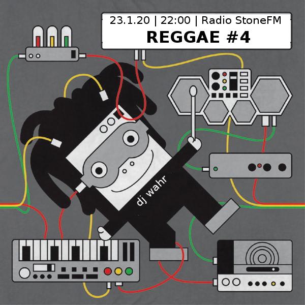 Lärmpolitik auf Radio StoneFM: Reggae #4: … and beyond (Donnerstag, 23.01.2020, 22:00)