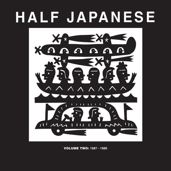 HALF JAPANESE linolschnitte