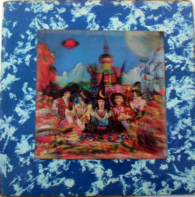 THE ROLLING STONES their satanic majesties request | stereo