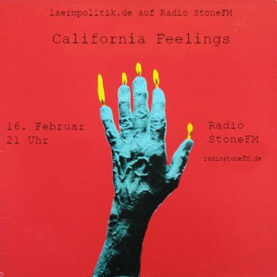 MOMENTAUFNAHMEN #12 | California Feelings | DIENSTAG, 16.02.2021, 21-22:00 Uhr | Radio StoneFM